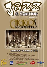 Chicago Stompers - Garons