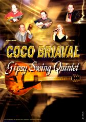 Coco Briaval Gipsy Swing Quintet
